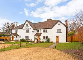 Thumbnail 3 bed end terrace house for sale in The Old School House, Stane Street, Ockley, Dorking
