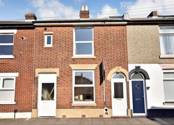 Thumbnail 3 bedroom terraced house for sale in Winchester Road, Portsmouth, Hampshire