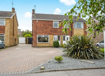 Thumbnail 3 bed semi-detached house for sale in Manor Close, Beverley