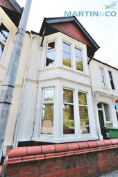 Thumbnail 5 bed terraced house to rent in Allensbank Road, Heath, Cardiff