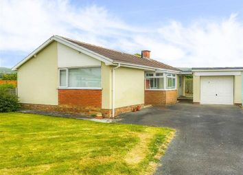 Thumbnail 3 bed detached bungalow for sale in James Close, Llanon, Ceredigion