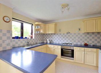 Thumbnail 3 bed link-detached house for sale in Gybbons Road, Rolvenden, Cranbrook, Kent