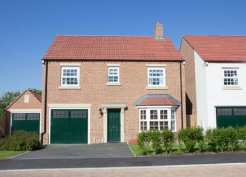 Thumbnail 4 bedroom detached house for sale in Hurns Way, Easingwold, York