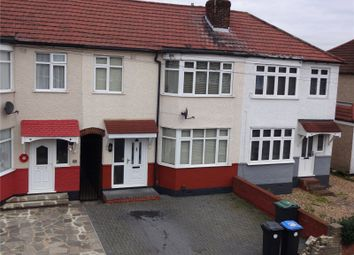 Thumbnail 3 bed terraced house to rent in Carisbrook Close, Enfield, Middlesex