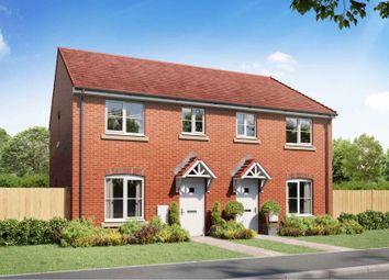 Thumbnail Semi-detached house for sale in Addison Close, Gillingham