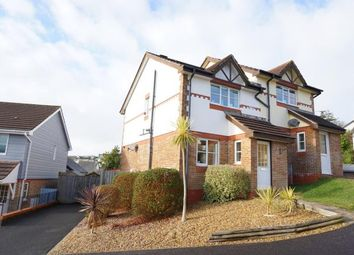 Thumbnail 2 bed semi-detached house for sale in St Austell, Cornwall
