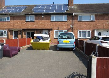 Thumbnail Terraced house for sale in Hall Hays Road, Shard End, Birmingham