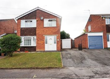 Thumbnail 3 bed detached house for sale in The Leys, Newhall
