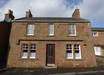 Thumbnail 1 bed flat for sale in High Street, Strathmiglo, Fife