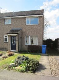 Thumbnail 2 bed semi-detached house to rent in Ladybank Road, Mickleover, Derby