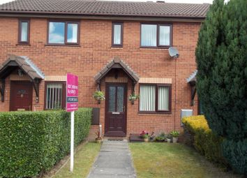 Thumbnail 1 bed terraced house for sale in Eaton Fields, Oswestry