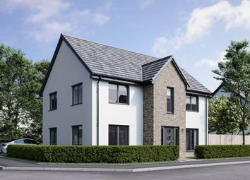 "Thumbnail 4 bedroom detached house for sale in ""Guimard"" at Mid Calder, Livingston"