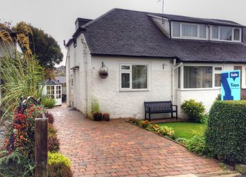 Thumbnail 3 bed semi-detached house for sale in Buchanan Street, Milngavie, Glasgow
