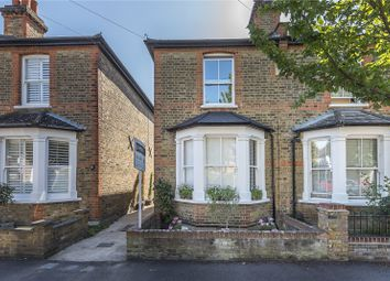Thumbnail 2 bed semi-detached house for sale in Herbert Road, Kingston Upon Thames