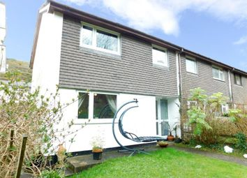 Thumbnail 3 bedroom semi-detached house for sale in Beach Road, Porthtowan, Truro