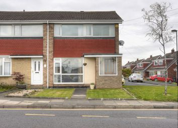 Thumbnail 3 bed end terrace house for sale in Hillhead Parkway, Chapel House, Newcastle Upon Tyne