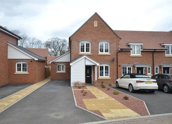 Thumbnail 3 bed end terrace house for sale in Vaughan Close, Hartley Wintney, Hook