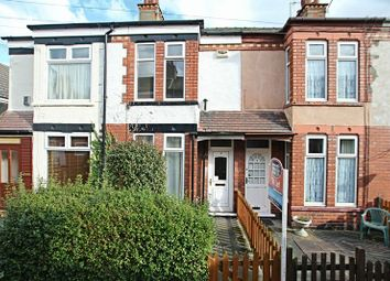 Thumbnail 2 bedroom terraced house to rent in The Hollies, Sidmouth Street, Hull