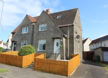 Thumbnail 4 bed semi-detached house for sale in Treesbank Road, Kilmarnock