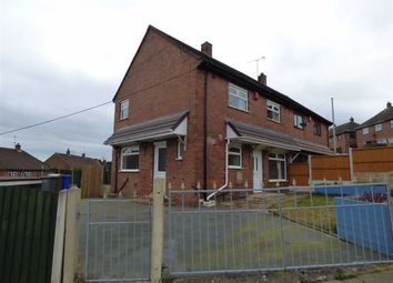 Thumbnail 3 bedroom semi-detached house to rent in Brookwood Drive, Longton, Stoke-On-Trent