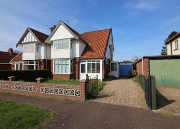 Thumbnail 3 bed detached house for sale in Waldemar Avenue, Hellesdon, Norwich