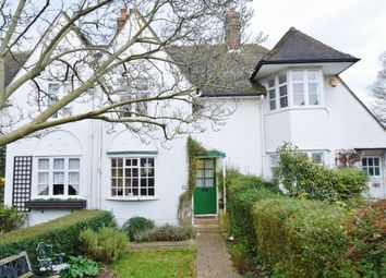 Thumbnail 3 bed semi-detached house to rent in Wordsworth Walk, London