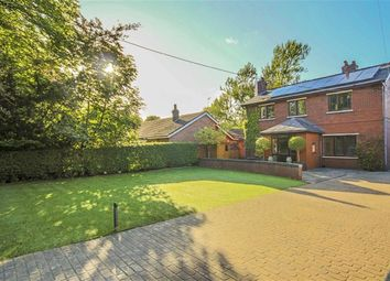 Thumbnail 5 bed detached house for sale in Wigan Lane, Chorley, Lancashire