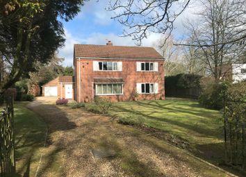 Thumbnail 4 bedroom detached house for sale in Tydehams, Newbury