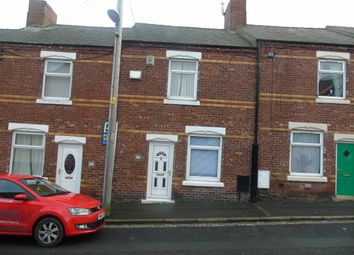 Thumbnail 2 bedroom terraced house to rent in The Bungalows, Sunderland Road, Horden, Peterlee