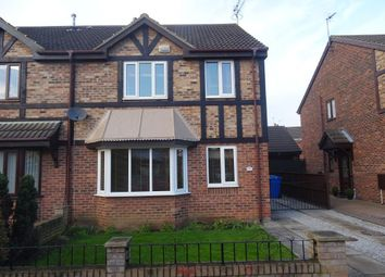 Thumbnail 4 bed detached house to rent in Ashdene Close, Hull