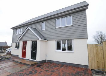 Thumbnail 3 bed semi-detached house for sale in Meadowside, Whitstone, Holsworthy, Devon