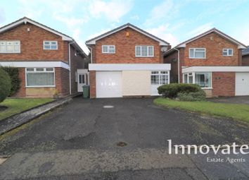 Thumbnail 3 bed detached house for sale in St. Giles Close, Rowley Regis