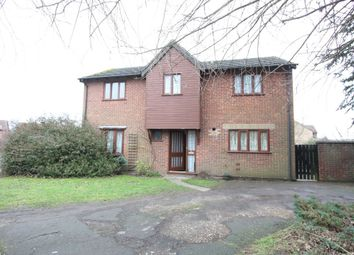 Thumbnail 4 bedroom detached house for sale in Hogarth Close, Bradwell, Great Yarmouth