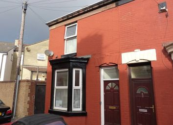 Thumbnail 2 bedroom end terrace house to rent in Rossini Street, Seaforth, Liverpool