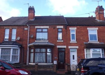 Thumbnail 3 bed terraced house for sale in Calais Road, Burton On Trent, Staffordshire