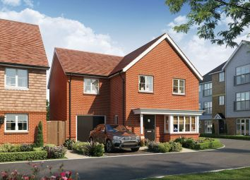 """Thumbnail 4 bed property for sale in """"The Mortimer"""" at Millpond Lane, Faygate, Horsham"""