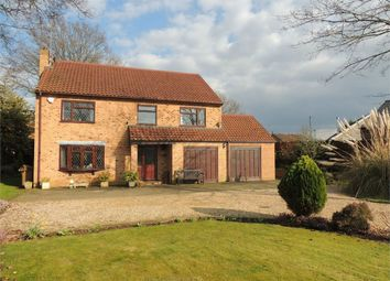 Thumbnail 4 bed detached house for sale in Downham Road, Watlington, King's Lynn