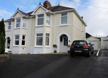 Thumbnail 3 bed semi-detached house for sale in Lime Grove Avenue, Carmarthen
