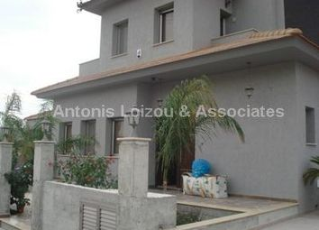 Thumbnail 4 bed property for sale in 4524 Monagroulli, Cyprus