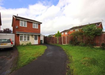 Thumbnail 2 bed detached house for sale in Buttermere Drive, Crewe