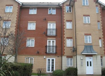Thumbnail 1 bedroom flat to rent in Seager Drive, Cardiff