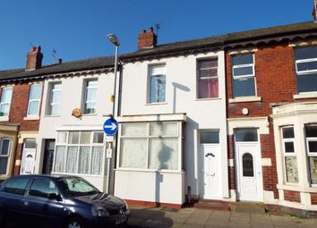Thumbnail 3 bedroom terraced house for sale in Louise Street, Blackpool, Lancashire