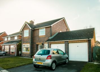 Thumbnail 4 bed detached house for sale in The Stakes, Moreton, Wirral