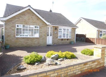 Thumbnail 3 bedroom bungalow to rent in Lea Gardens, Peterborough