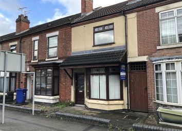 2 bed terraced house for sale in Calais Road, Burton-On-Trent, Staffordshire DE13