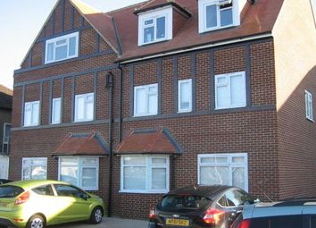 Thumbnail 1 bed flat to rent in Redden Court Road, Romford