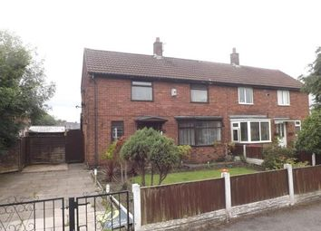 Thumbnail 2 bed semi-detached house for sale in Cherry Tree Road, Lowton, Warrington, Cheshire