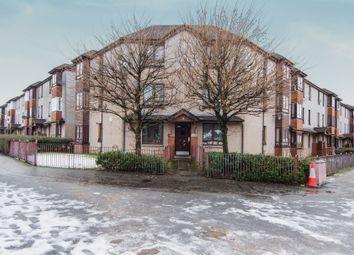 Thumbnail 2 bed flat for sale in Memel Street, Springburn, Glasgow