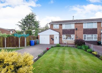 Thumbnail 3 bed semi-detached house for sale in Harper Fold Road, Radcliffe, Manchester
