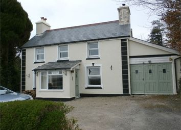 Thumbnail 4 bed detached house for sale in Llangeitho, Tregaron